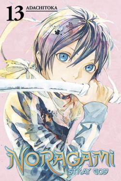 Noragami Stray God Vol 13