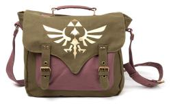 Legend of Zelda Messenger Bag Golden Triforce