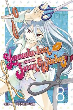 Yamadakun and The Seven Witches 8