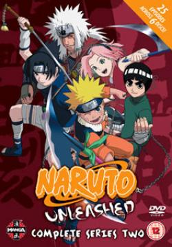 Naruto Unleashed Complete Series 2