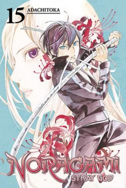 Noragami Stray God Vol 15