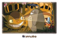 My Neighbor Totoro pussel 227, 1000 bitar