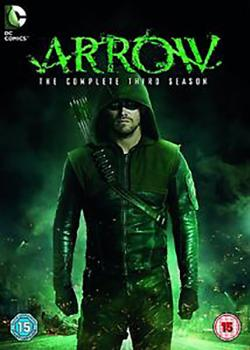 Arrow, The Complete Third Season