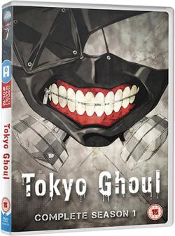 Tokyo Ghoul, Complete Season 1