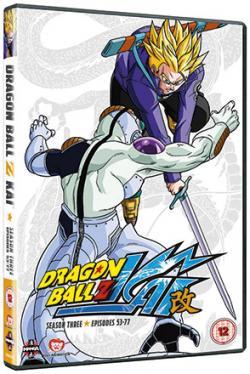 Dragonball Z Kai, Season 3