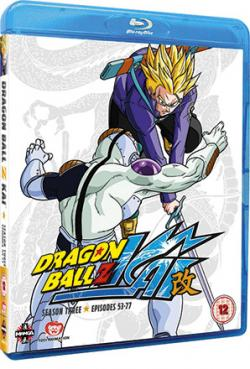Dragonball Z Kai, Season 3