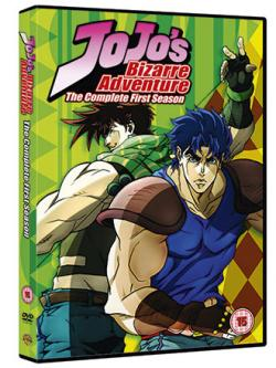 JoJo's Bizarre Adventure, The Complete First Season