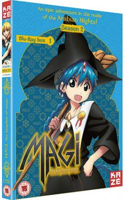 Magi, The Kingdom of Magic: Season 2, Part 1