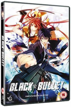 Black Bullet, Complete Season Collection