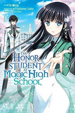 The Honor Student at Magic High School Vol 1