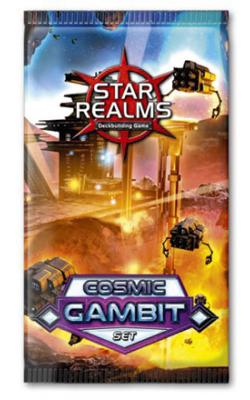 Star Realms - Cosmic Gambit Set Expansion