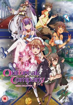 Outbreak Company Series Collection