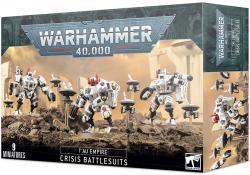 XV8 Crisis Battlesuits
