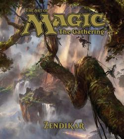 The Art of Magic The Gathering Zendikar