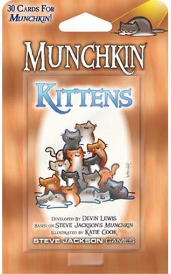 Munchkin Kittens Booster Pack