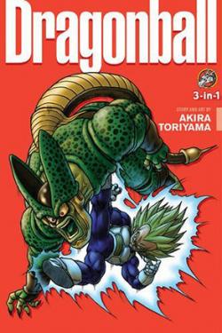 Dragonball 3-in-1 Vol 11