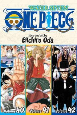 One Piece: Water Seven 40-41-42