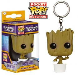 Guardians of the Galaxy Dancing Groot Pop! Vinyl Figure Keychain