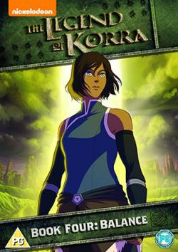 The Legend of Korra: Book Four: Balance