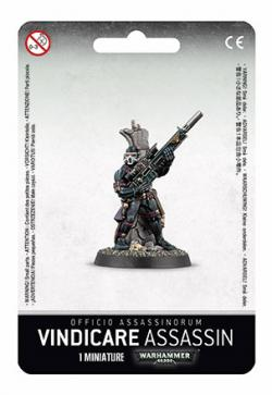 Vindicare Assassin 2015