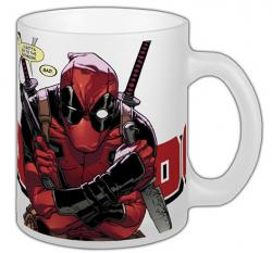 Marvel Comics Mug Deadpool Have To Go