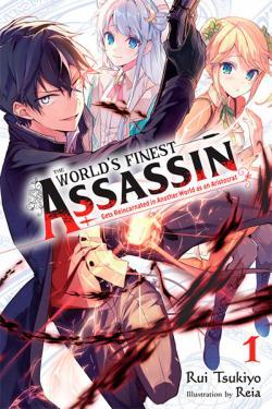 The World's Finest Assassin Gets Reincarnated Novel 1