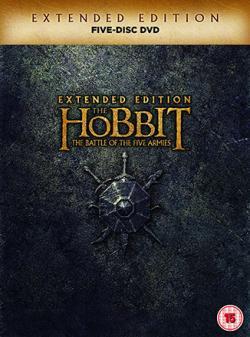 Hobbit: Femhäraslaget (Extended Edition)