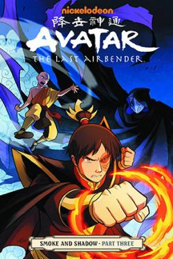 Avatar: The Last Airbender: Smoke and Shadow Part 3