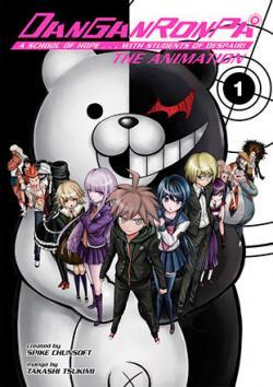 Danganronpa the Animation Vol 1