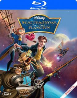 Skattkammarplaneten/Treasure Planet