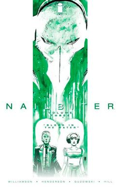 Nailbiter Vol 3: Blood in the Water