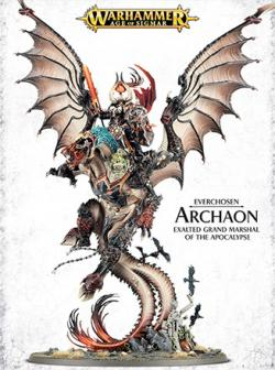 Archaon, Exalted Grand Marshal of The Apocalypse