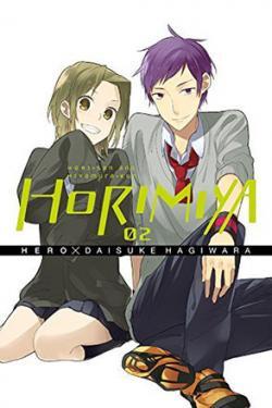 Horimiya Vol 2