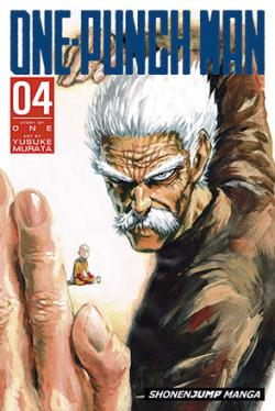 One-Punch Man Vol 4