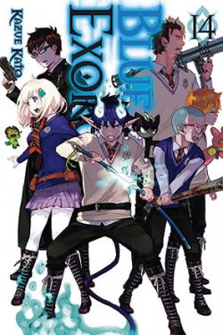 Blue Exorcist Vol 14