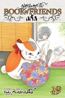 Natsume's Book of Friends Vol 19