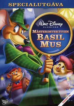 Basil The Great Mouse Detective/Mästerdetektiven Basil Mus