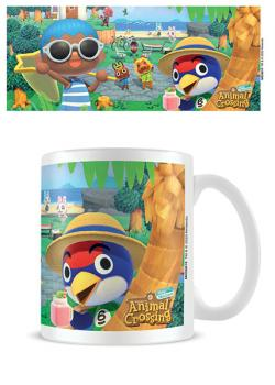 Animal Crossing New Horizons Summer Mug