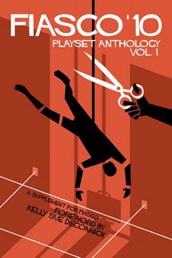 Fiasco 10 RPG Playset Anthology - Vol. 1