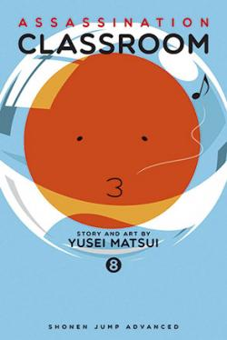 Assassination Classroom Vol 8