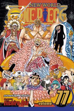 One Piece Vol 77