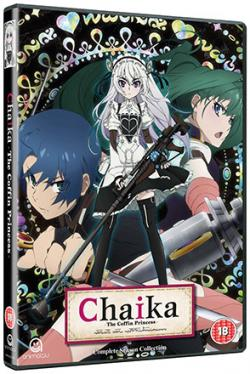 Chaika The Coffin Princess, Complete Season Collection