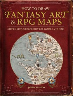 How to Draw Fantasy Art & RPG Maps