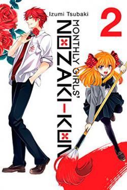 Monthly Girls' Nozaki-kun Vol 2