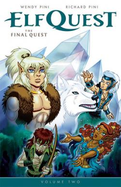Elfquest: The Final Quest Vol 2