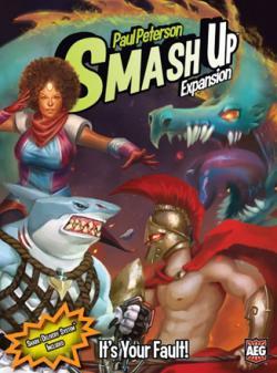 Smash Up - It's Your Fault Expansion