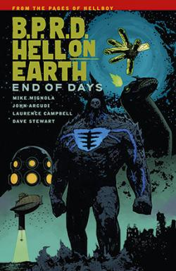 BPRD: Hell on Earth: End of Days