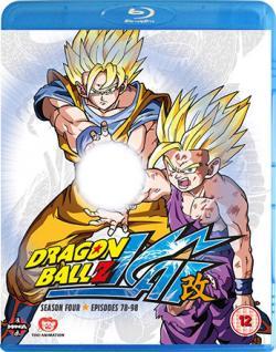 Dragonball Z Kai, Season 4