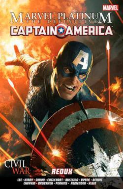 Marvel Platinum: The Definitive Captain America Redux