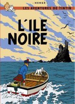 Affisch - L'ile Noire